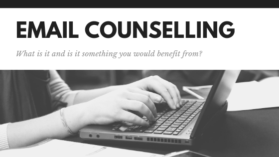 What is email counselling and is it something you could benefit from