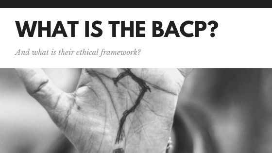 what is the BACP and what is their ethical framework